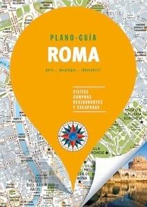 Libro: ROMA   (Plano - Guía)  -2018- - ., .
