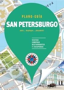 Libro: SAN PETERSBURGO  (Plano - Guía)  -2018- - ., .