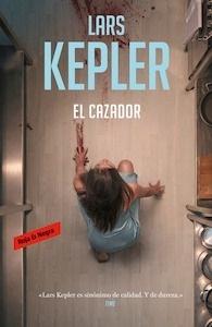 Libro: El cazador (Inspector Joona Linna 6) - Kepler, Lars
