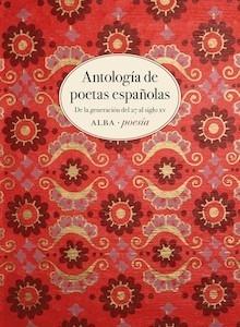 Libro: Antología de poetas españolas -