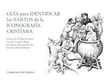 Libro: Guía para identificar los santos de la iconografía cristiana - Plaza Escudero, Lorenzo De La