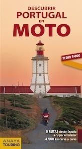 Libro: PORTUGAL   en moto   -2018- - Pardo Blanco, Pedro