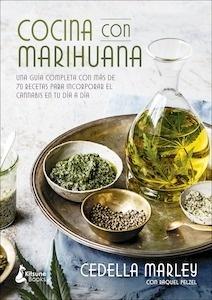 Libro: Cocina con marihuana - Marley, Cedella