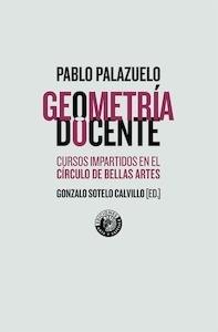 Libro: Geometría docente - Palazuelo De La Peña, Pablo