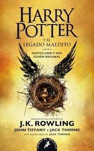 Libro: Harry Potter y el legado maldito - Rowling, J.K.