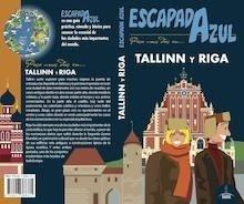 Libro: TALLIN Y RIGA  Escapada  -2018- - Ingelmo, Ángel