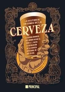 Libro: La historia en cómic de la cerveza - Hennessey, Jonathan