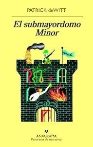 Libro: El submayordomo Minor - Dewitt, Patrick
