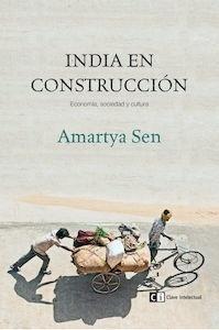 Libro: India en construcción 'economía, sociedad y cultura' - Sen, Amartya