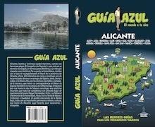 Libro: ALICANTE   Guía Azul  -2018- - Cabrera, Daniel