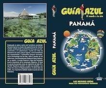 Libro: PANAMÁ   Guía Azul  -2018- - Cabrera, Daniel