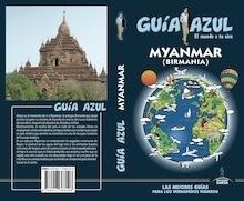 Libro: MYANMAR  Guía Azul  -2018- - Luis Mazarrasa, Luis Coarasa Y Juana Barcelo