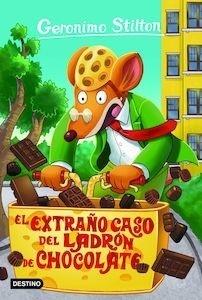 Libro: El extraño caso del ladrón de chocolate - Stilton, Geronimo