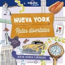 Libro: NUEVA YORK Rutas divertidas - Butterfield, Moira