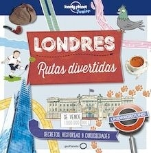 Libro: LONDRES Rutas divertidas - Butterfield, Moira