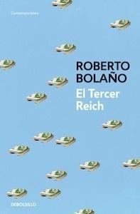 Libro: El Tercer Reich - Bolaño, Roberto