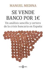 Libro: Se vende banco por 1 euro - Medina, Manuel.: