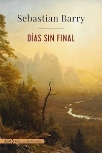 Libro: Días sin final - Barry, Sebastian