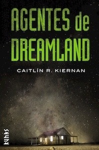 Libro: Agentes de Dreamland - Kiernan, Caitlín R.