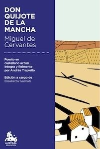 Libro: Don Quijote de la Mancha - Trapiello, Andres