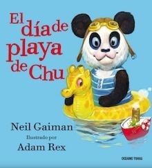 Libro: El dia de playa de Chu - Gaiman, Neil