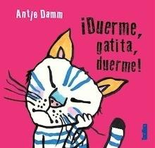 Libro: ¡Duerme, gatita, duerme! - Damm, Antje
