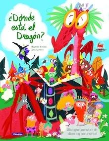 Libro: Dónde está el dragón? 'una gran aventura de 'busca y encuentra'' - Magela Ronda;