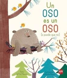 Libro: Un oso es un oso (o puede que no) - Newson, Karl