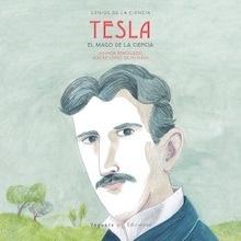 Libro: Nikola Tesla - Vegueta Ediciones