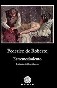 Libro: Estremecimiento - Roberto, Federico De