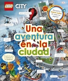 Libro: LEGO CITY Una aventura en la ciudad - Varios Autores