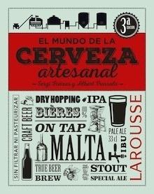 Libro: El mundo de la cerveza artesanal - Freixes Castrelo, Sergi