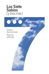 Libro: Los Siete Sabios (y tres más) - Garcia Gual, Carlos