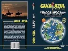 Libro: EEUU Oeste Guía Azul  -2018- - Monreal, Manuel