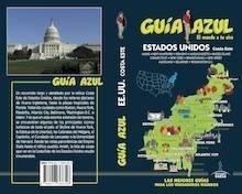 Libro: EEUU Este  Guía Azul   -2018- - Monreal Iglesia, Manuel