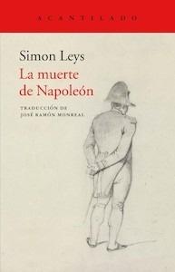 Libro: La muerte de Napoleón - Leys, Simon