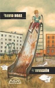 Libro: Invasión - Roas, David