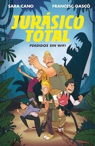 Libro: Perdidos sin wifi '(Serie Jurásico Total 1)' - Francesc Gascó