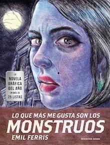 Libro: Lo que más me gusta son los monstruos - Ferris, Emil