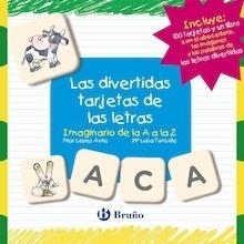 Libro: Las divertidas tarjetas de las letras - López Ávila, Pilar