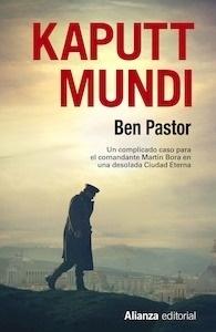 Libro: Kaputt Mundi - Pastor, Ben