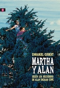 Libro: Martha y Alan - Guibert, Emmanuel