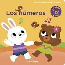 Libro: Los números. Libro con luces y sonidos - Castells Ferrer, Elisenda