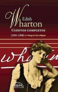 Libro: Cuentos completos E. Wharton - Wharton, Edith