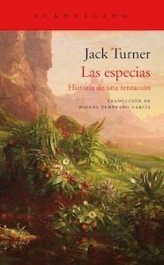 Las especias - Turner, Jack