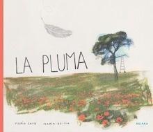 Libro: La pluma - Satz, Mario