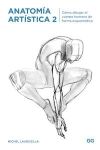 Libro: Anatomía artística 2 - Lauricella, Michel