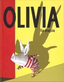 Olivia, la espía - Falconer, Ian