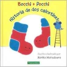 BOCCHI+POCCHI  historia de dos calcetines - Matsubara, Noriko