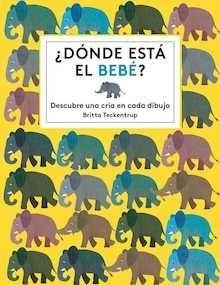 Libro: Dónde está el bebé? 'Descubre una cría en cada dibujo' - Haworth, Katie